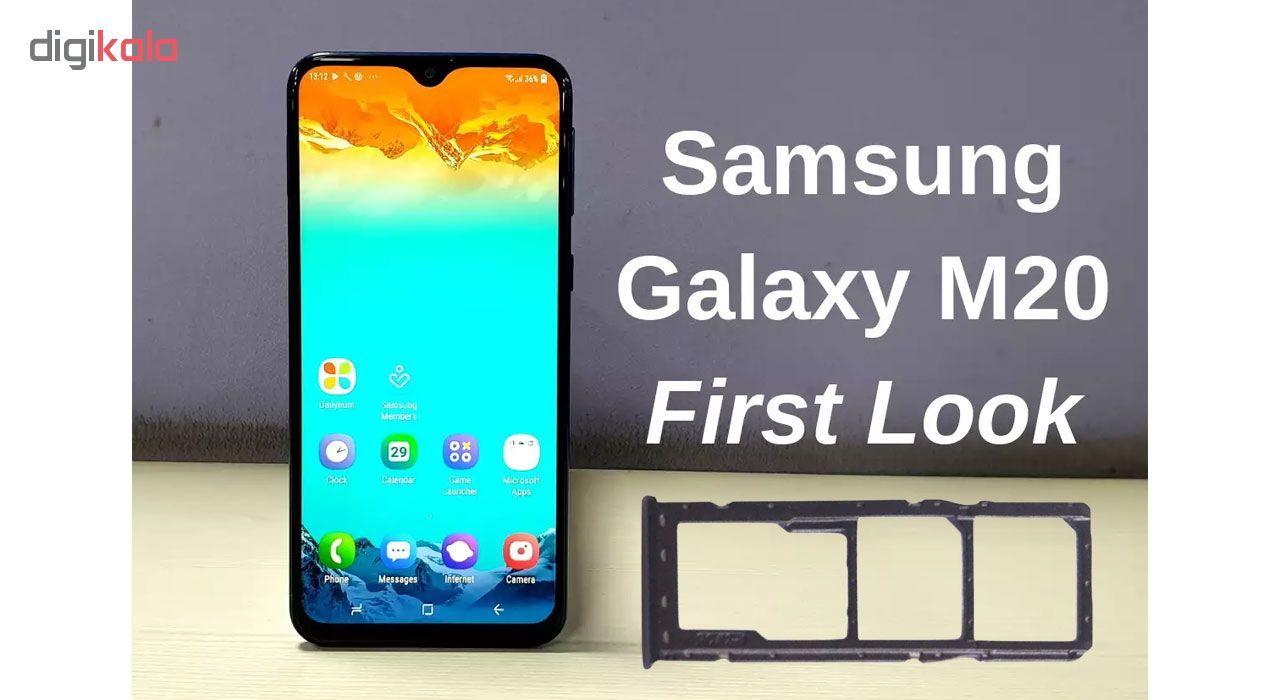خشاب سیم کارت هورس مدل SCH مناسب برای گوشی موبایل سامسونگ Galaxy M20 main 1 2