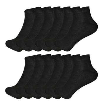 جوراب زنانه پرشیکا کد 33 بسته 12 عددی