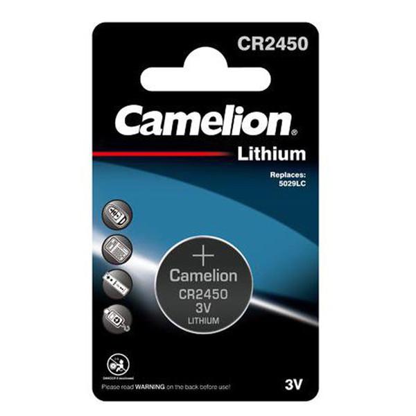 باتری سکه ای کملیون مدل CR2450
