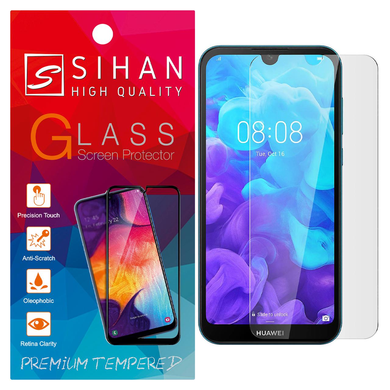 محافظ صفحه نمایش سیحان مدل CLT مناسب برای گوشی موبایل هوآوی Y5 2019