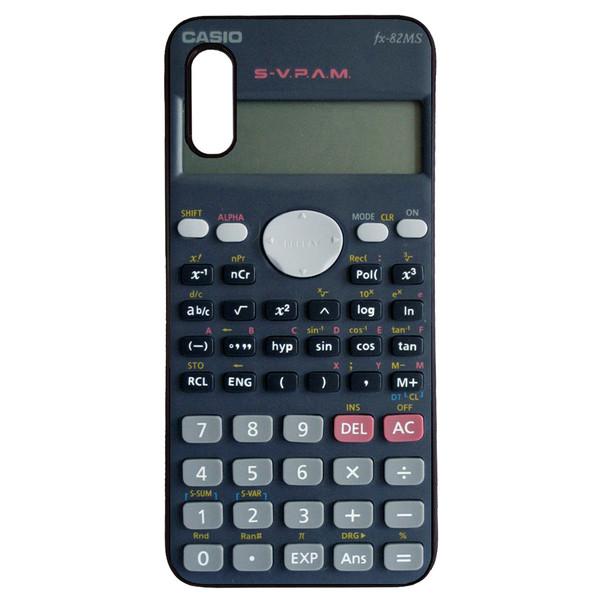 کاور طرح ماشین حساب کد 1105410943153 مناسب برای گوشی موبایل سامسونگ galaxy a50