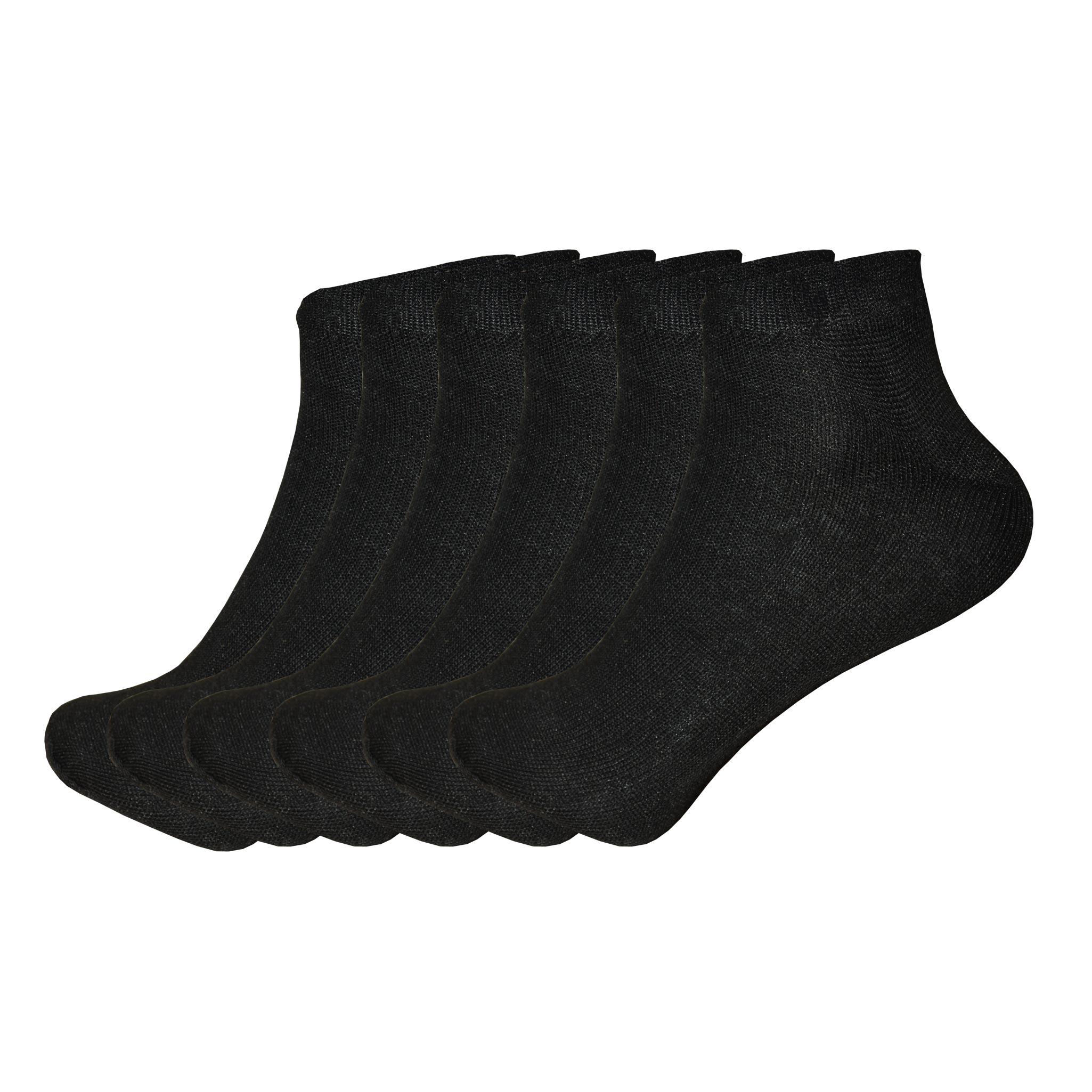 جوراب مردانه پرشیکا کد 33 بسته 6 عددی