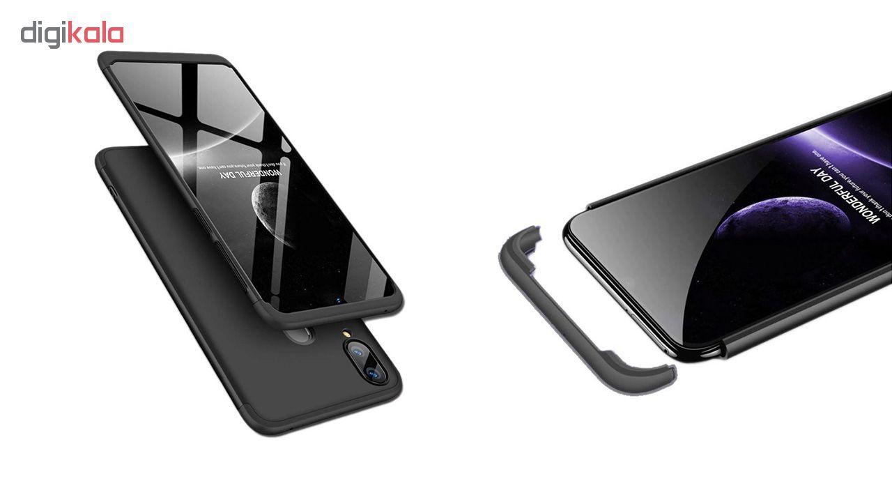 کاور 360 درجه مدل GKK مناسب برای گوشی موبایل سامسونگ Galaxy A30 / A20 main 1 17