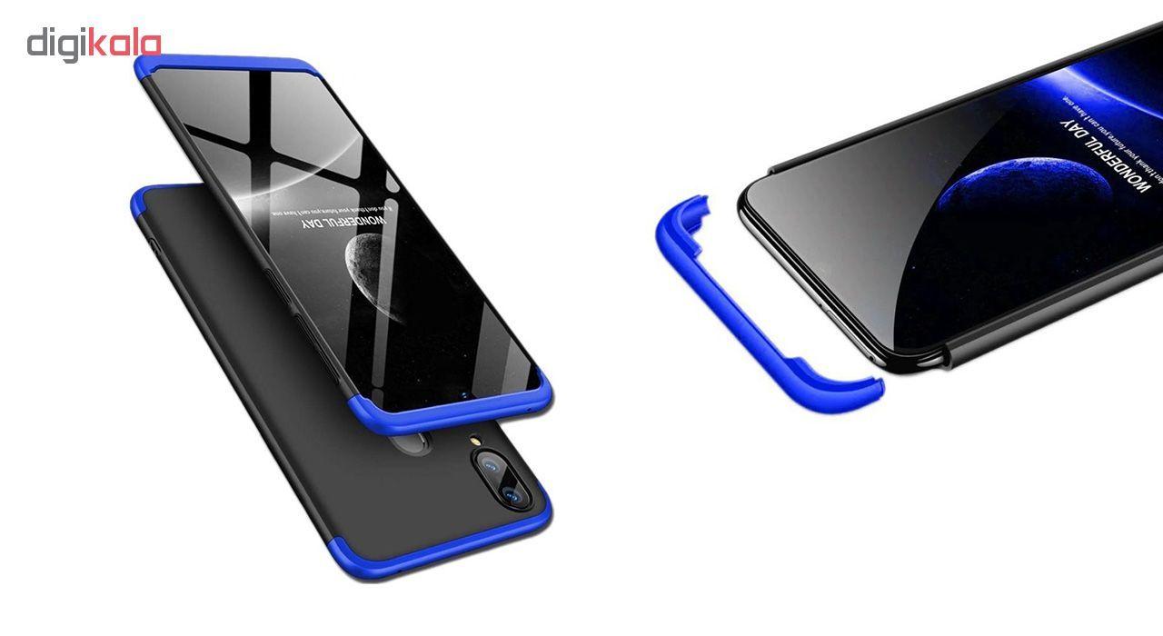 کاور 360 درجه مدل GKK مناسب برای گوشی موبایل سامسونگ Galaxy A30 / A20 main 1 13
