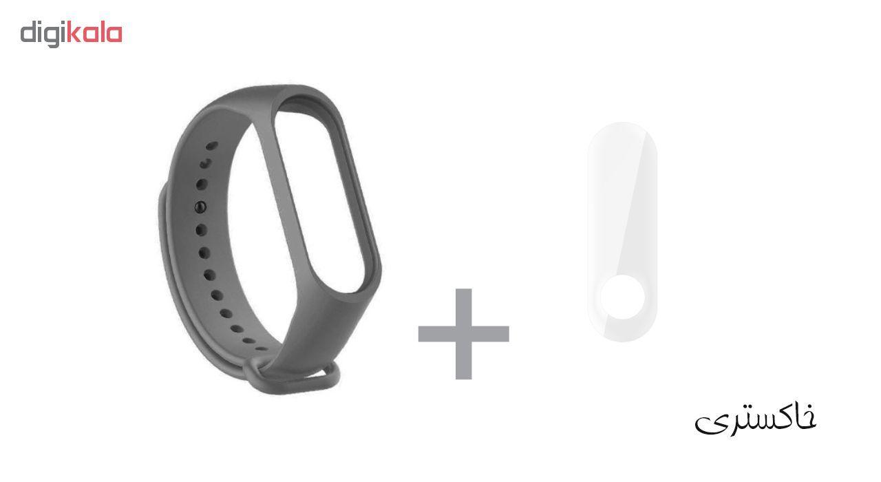 بند سومگ مدل SMG-K2 مناسب برای مچ بند هوشمند شیائومی Mi Band 3 به همراه محافظ صفحه نمایش main 1 23