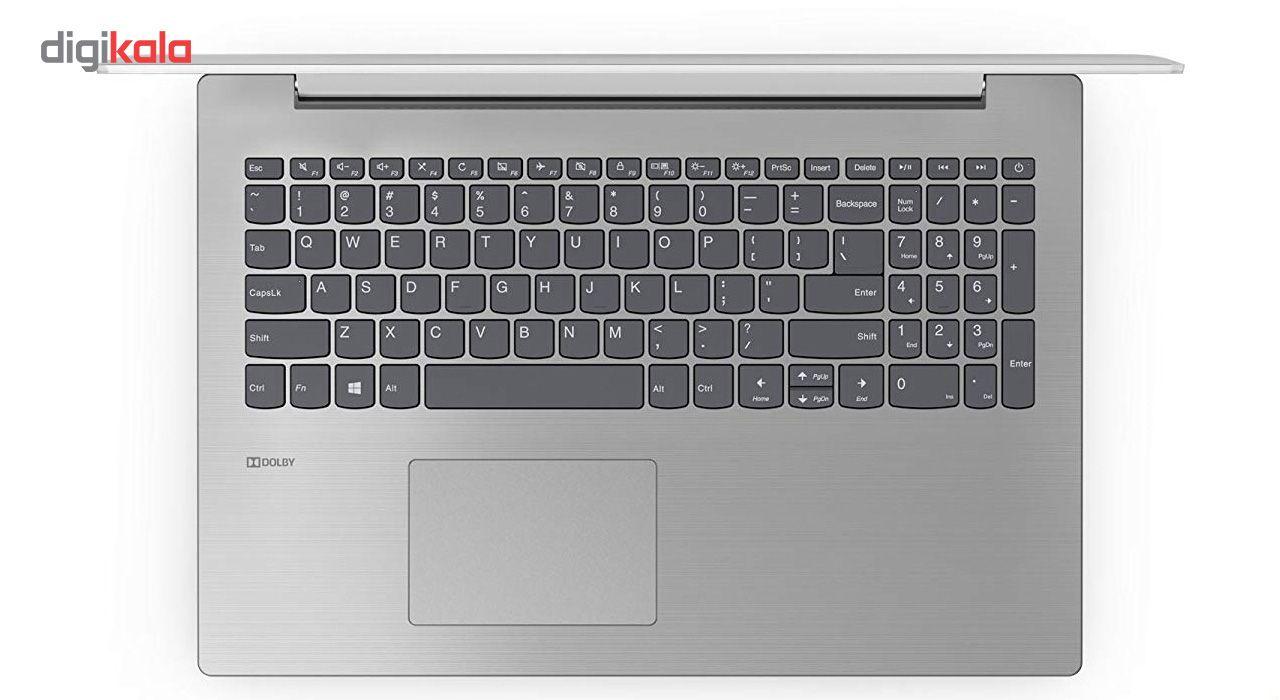 لپ تاپ 15 اینچی لنوو مدل Ideapad 330 - F main 1 8