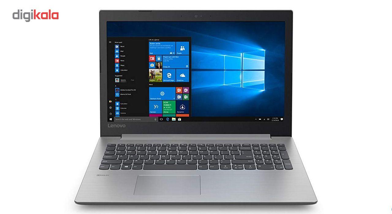 لپ تاپ 15 اینچی لنوو مدل Ideapad 330 - F main 1 1