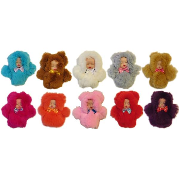 عروسک مدل نوزاد خوابالو بسته ۱۰ عددی