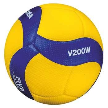 تصویر توپ والیبال میکاسا مدل Mikasa Volleyball Ball V۲۰۰W V۲۰۰W