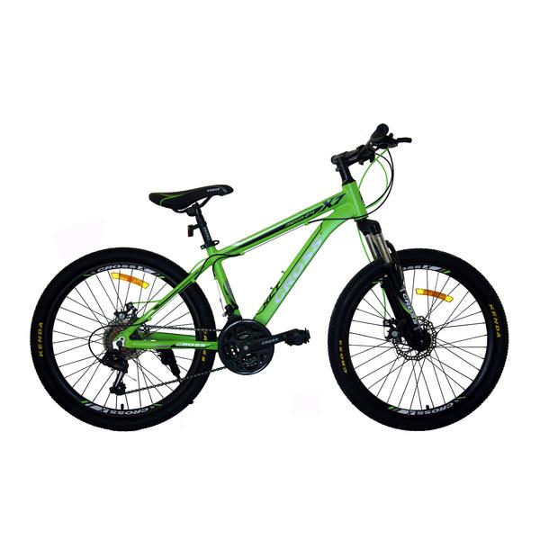 دوچرخه کوهستان کراس مدل MEGA سایز 24