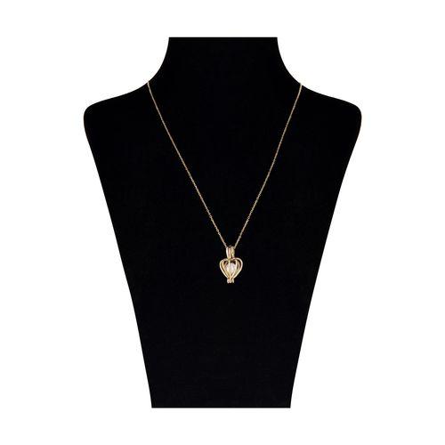 آویز گردنبند طلا 18 عیار زنانه کد M12