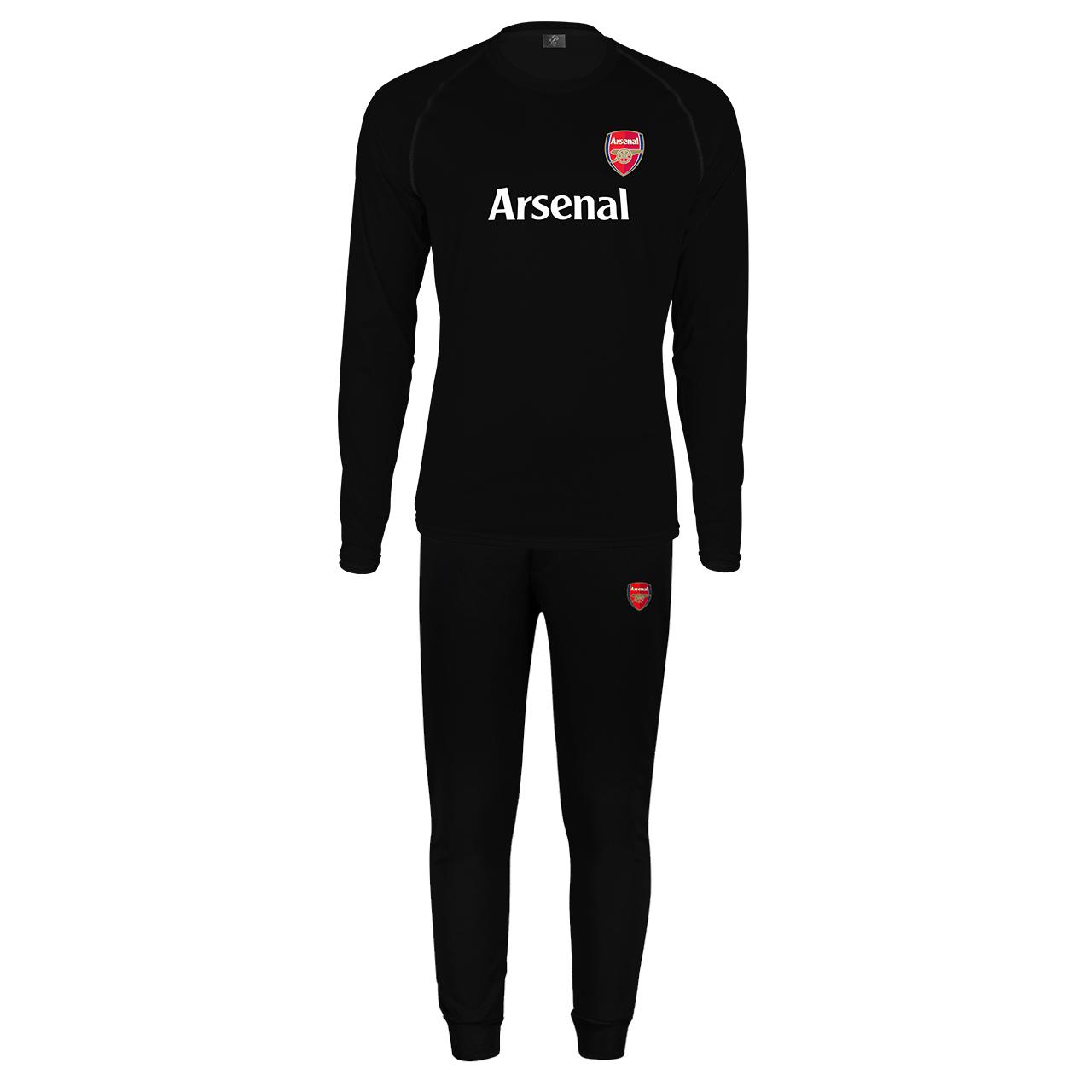 تصویر ست تی شرت و شلوار مردانه پاتیلوک طرح آرسنال کد 400020