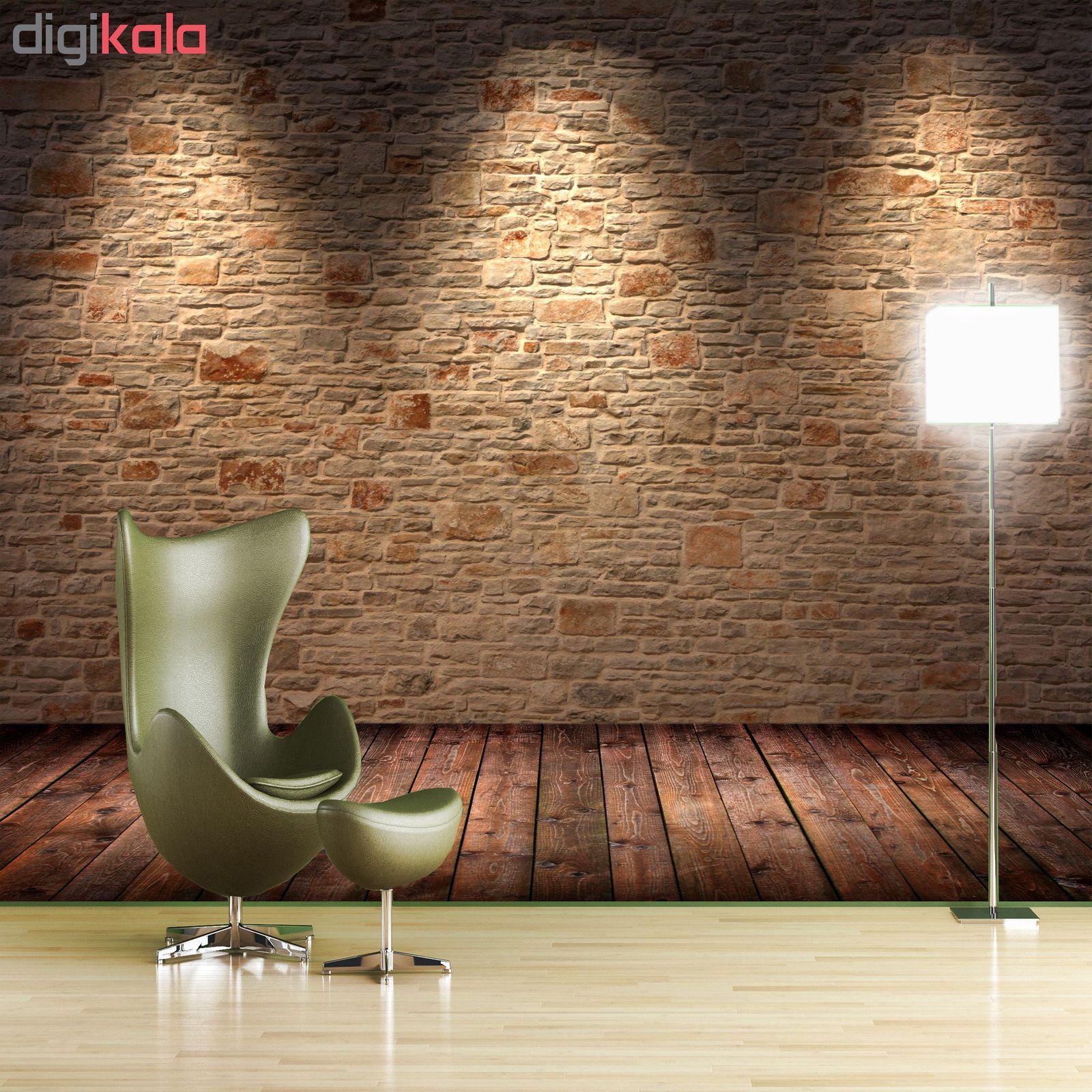 پوستر دیواری سه بعدی طرح آجر کد 85005817 main 1 2