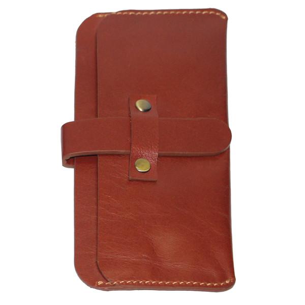 کیف آدین چرم مدل DM77 مناسب برای گوشی موبایل تا سایز 7 اینچ