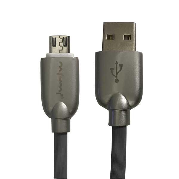 کابل تبدیل USB به microUSB نافومی کد A5 طول 1متر