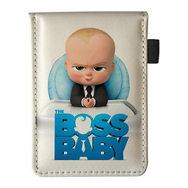 دفتر  یادداشت طرح بچه رئیس کد dy19