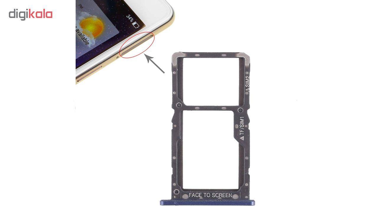 خشاب سیم کارت هورس مدل SCH مناسب برای گوشی موبایل شیائومی Pocophone F1 main 1 9
