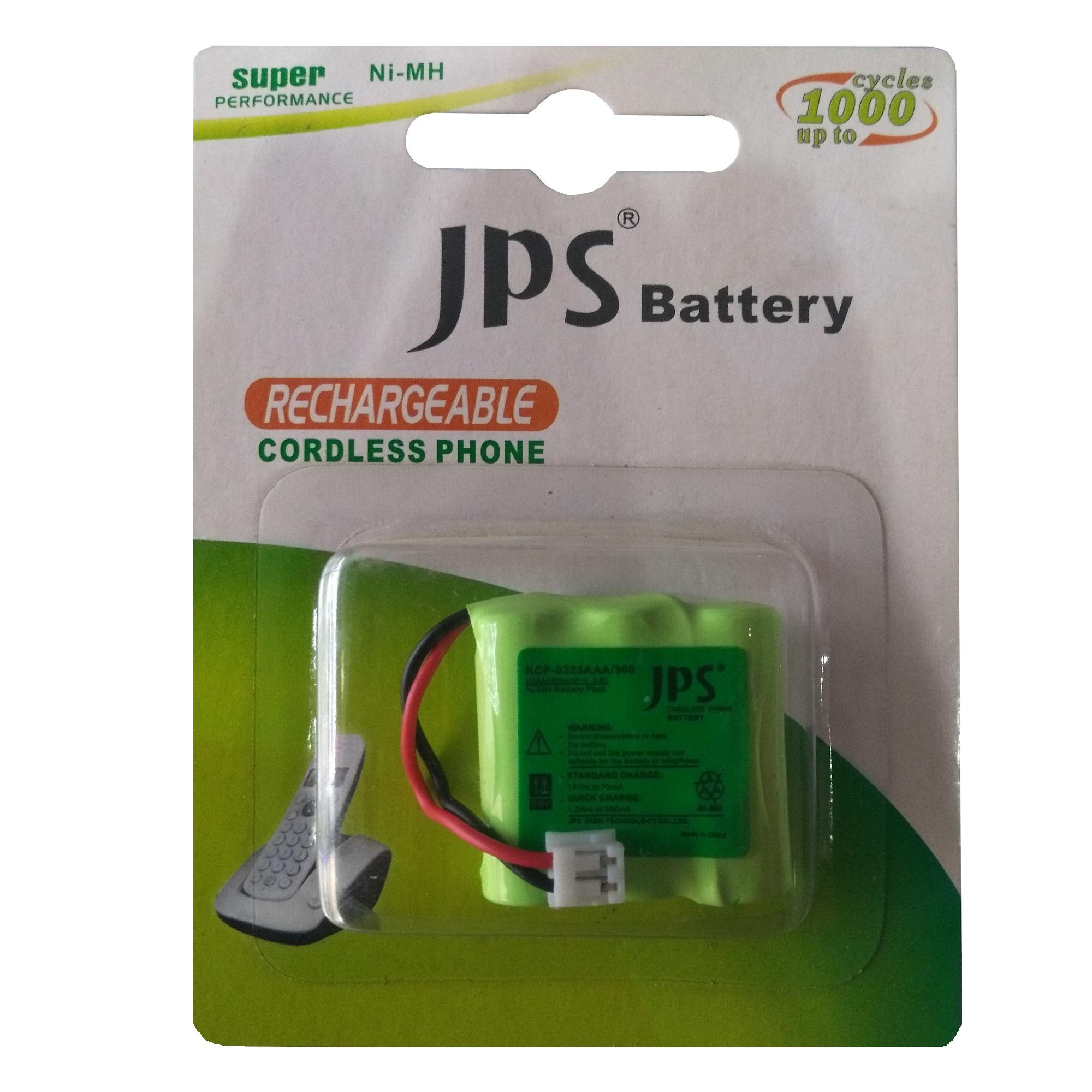 قیمت                      باتری تلفن بی سیم جی پی اس مدل KCP-0323AAA/300