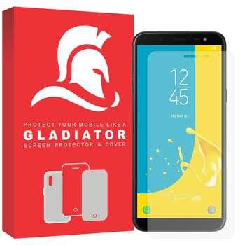 محافظ صفحه نمایش گلادیاتور مدل GLS1000 مناسب برای گوشی موبایل سامسونگ Galaxy J6