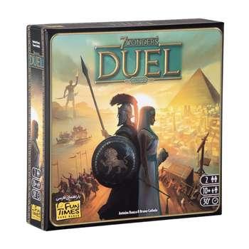 بازی فکری فان تایمز مدل 7Wonders duel
