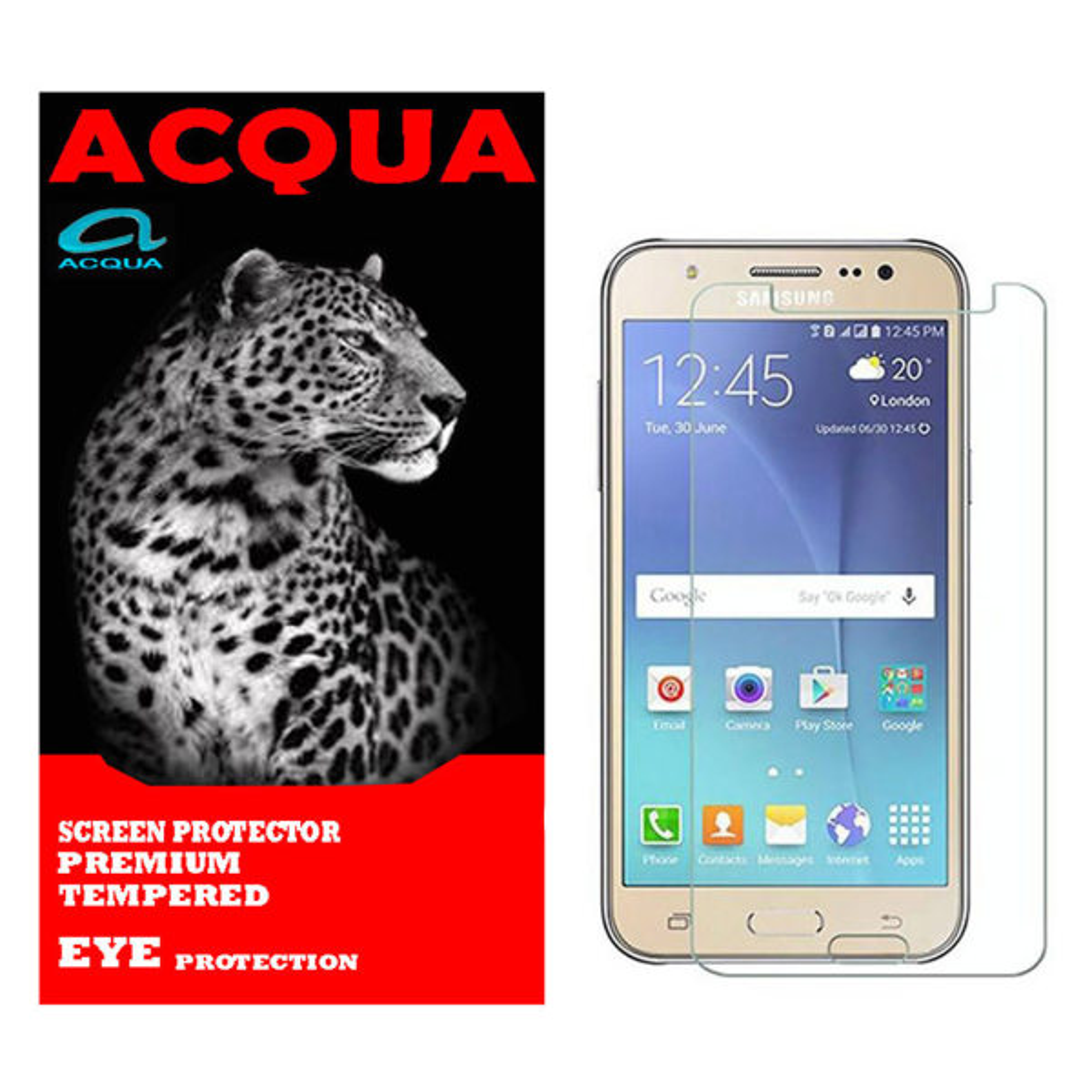 محافظ صفحه نمایش آکوا مدل SA مناسب برای گوشی موبایل سامسونگ Galaxy J5 2015