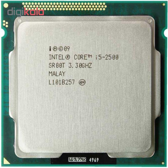 پردازنده مرکزی اینتل سری Sandy Bridge مدل Core i5-2500