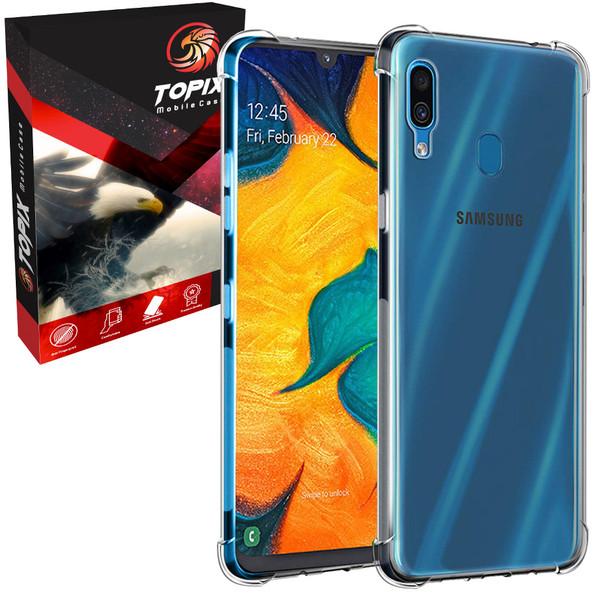 کاور تاپیکس مدل Bump-100 مناسب برای گوشی موبایل سامسونگ Galaxy A20 / A30