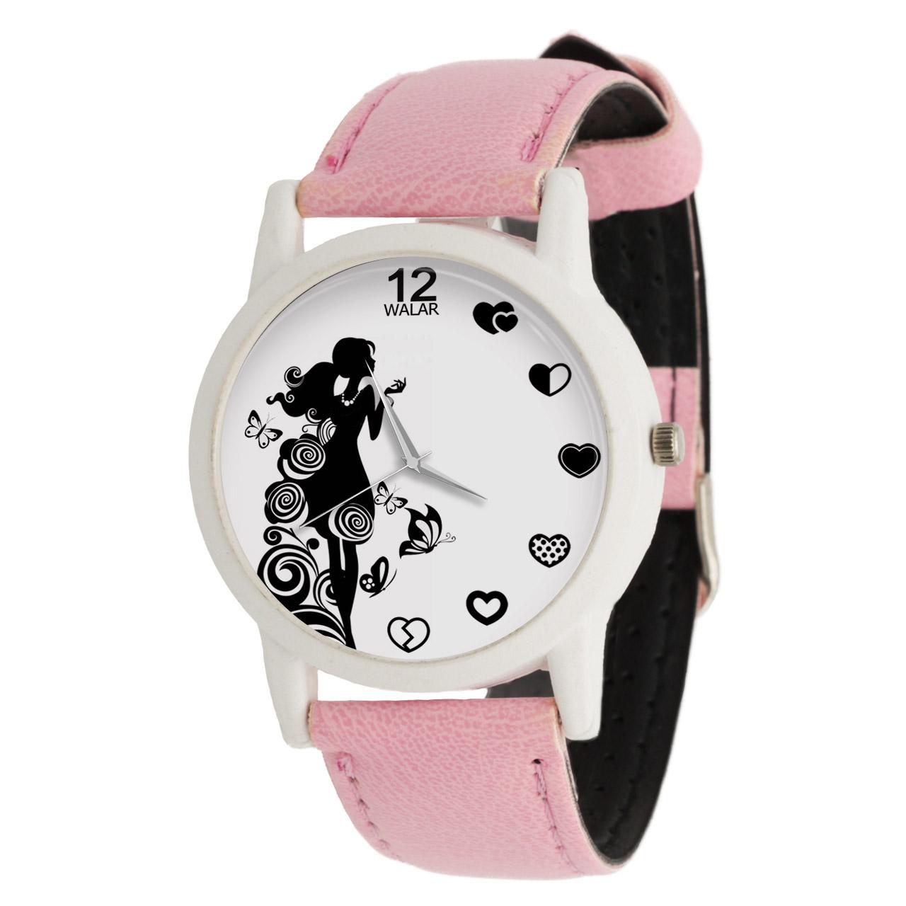 ساعت مچی عقربه ای زنانه والار کد LF1743              خرید (⭐️⭐️⭐️)