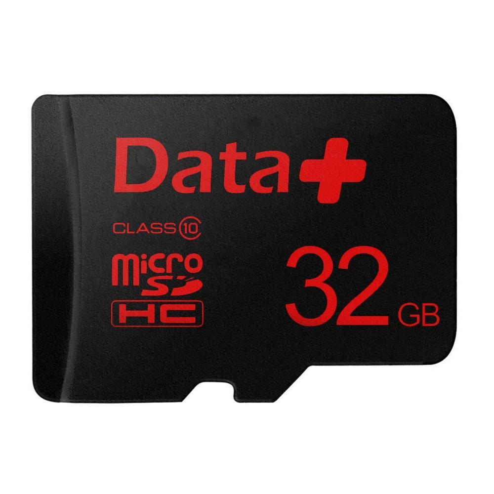 کارت حافظه microSDHC دیتاپلاس مدل AT180525  کلاس 10 ظرفیت 32 گیگابایت