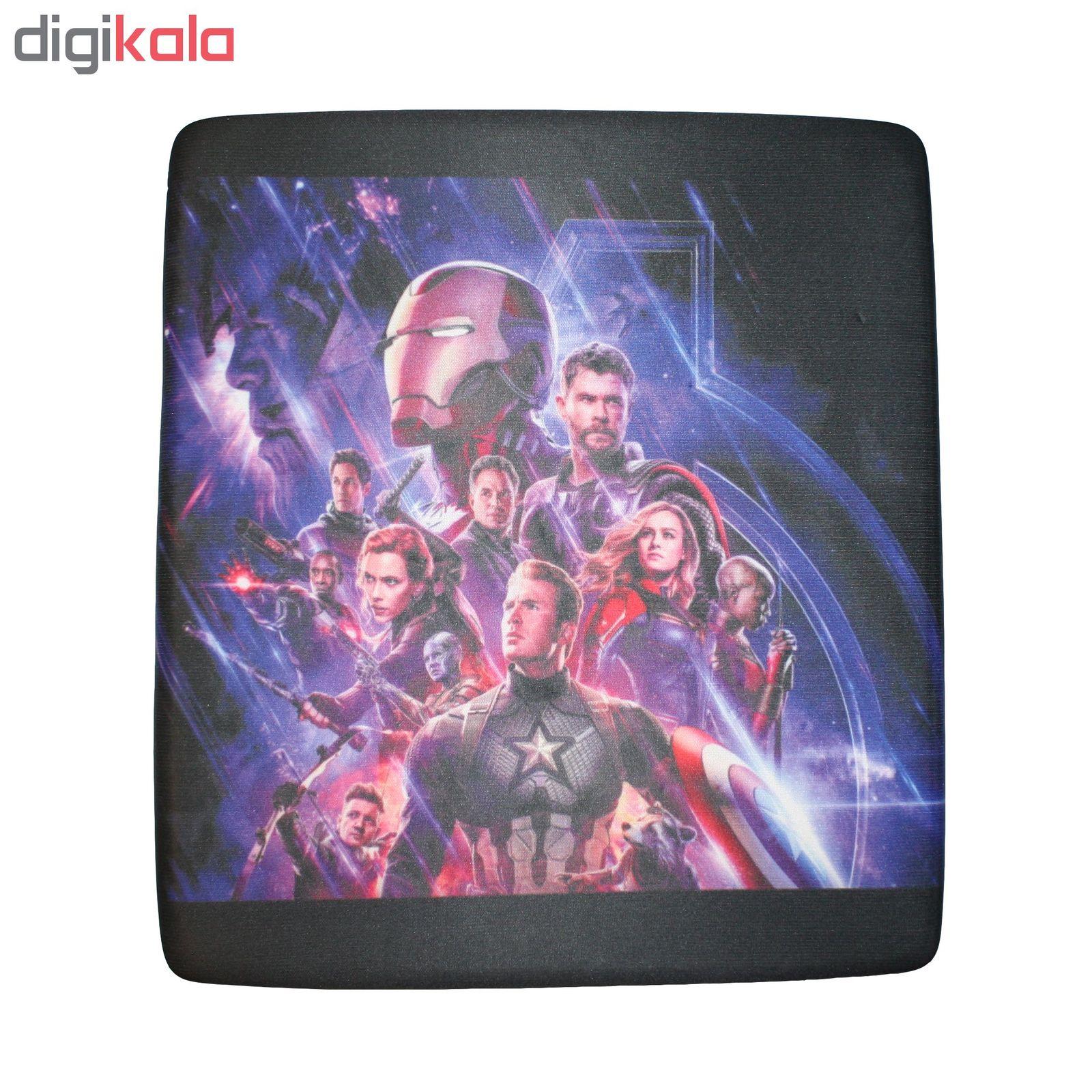 کیف حمل پلی استیشن 4 مدل avengers 01