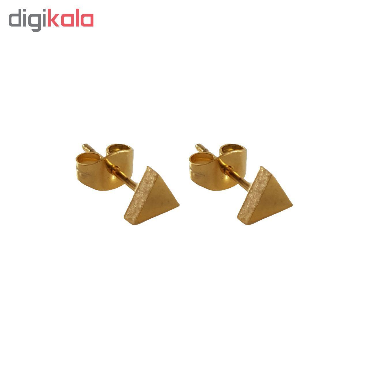 گوشواره زنانه طرح مثلث main 1 1