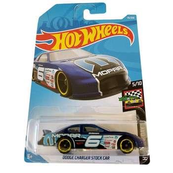 ماشین بازی هات ویلز مدل Dodge Charger Stock Car