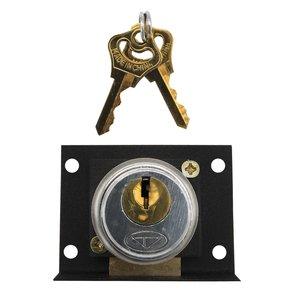 قفل کمد مدل GL-808 بسته 12 عددی