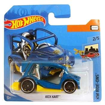 ماشین بازی هات ویلز مدل Kick Kart