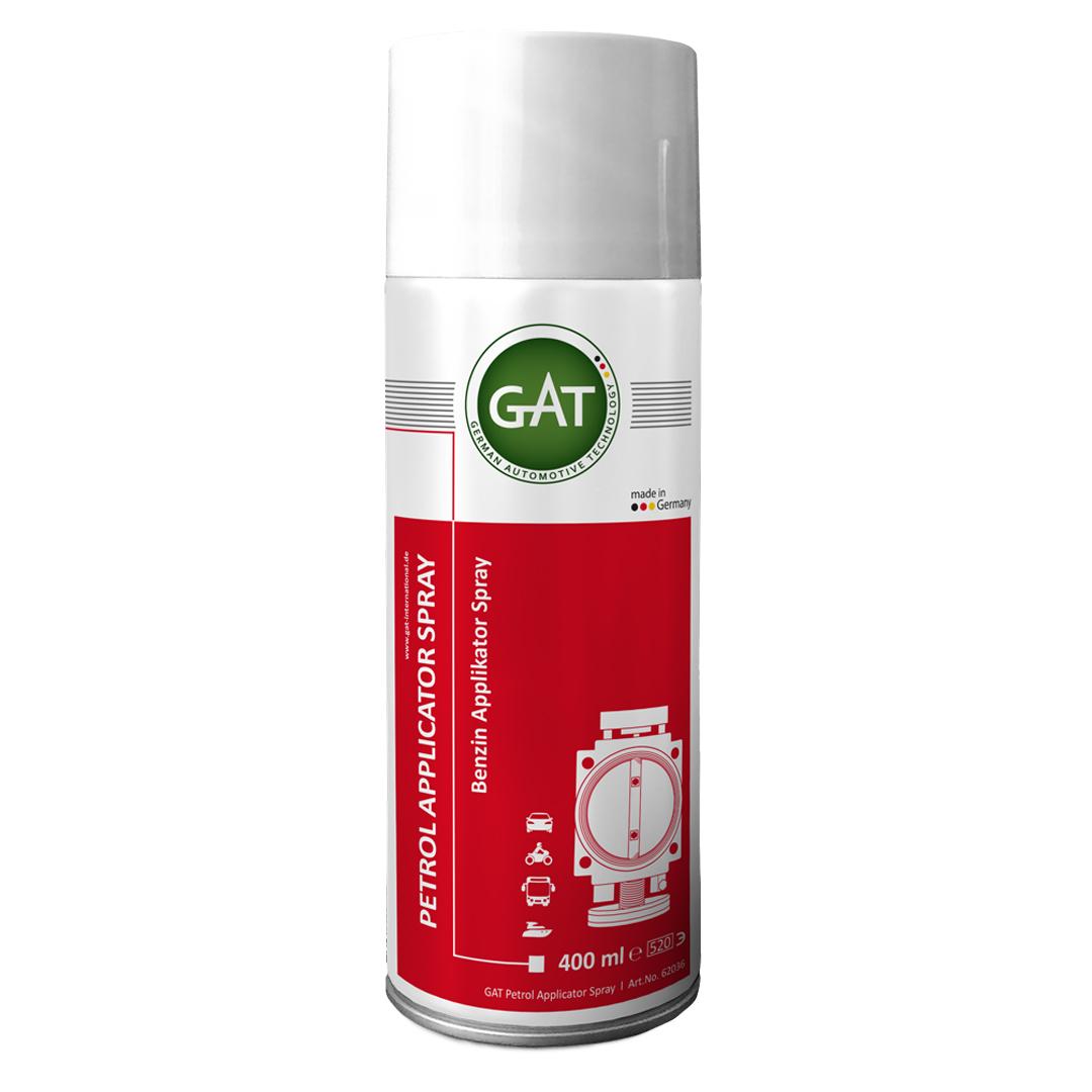 اسپری تمیز کننده سیستم سوخت خودرو گات مدل G111316 حجم 400 میلی لیتر