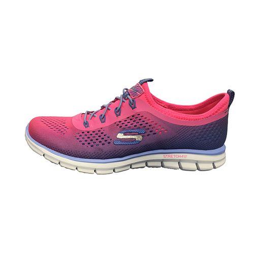 کفش راحتی دخترانه اسکچرز کد 81286L NPPW