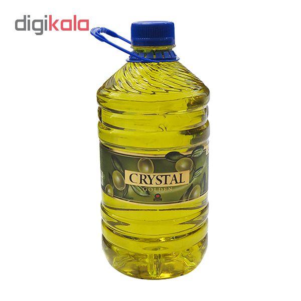 روغن زیتون کریستال طلایی - 3 لیتر