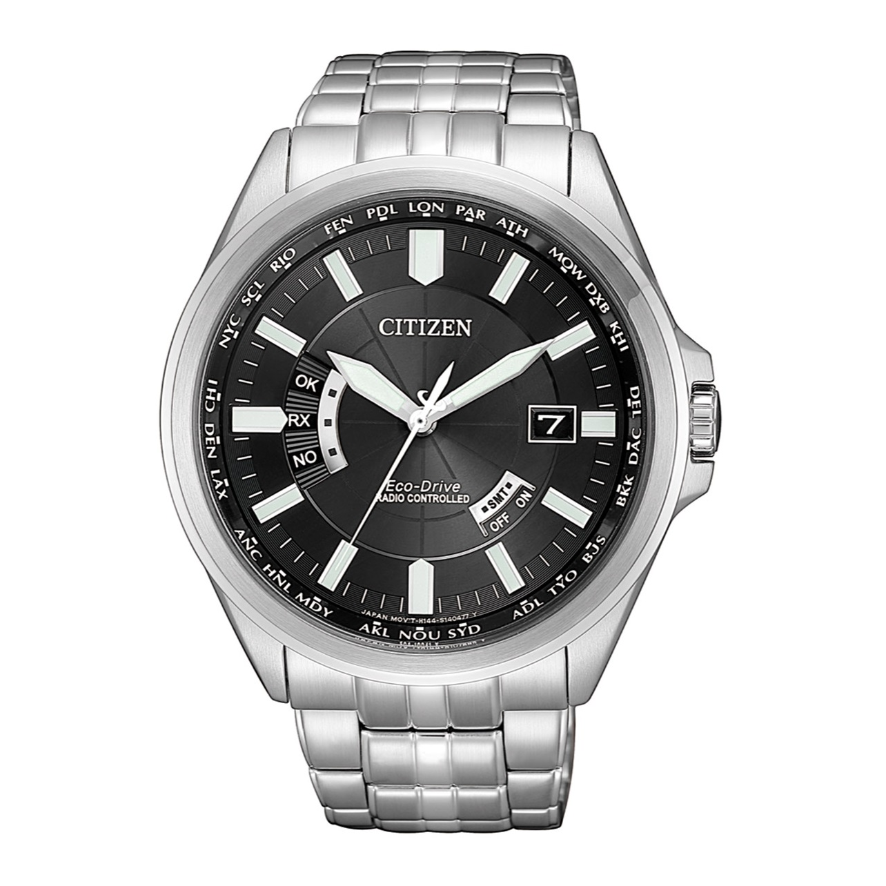 ساعت مچی عقربه ای مردانه سیتی زن مدل CB0180-88E