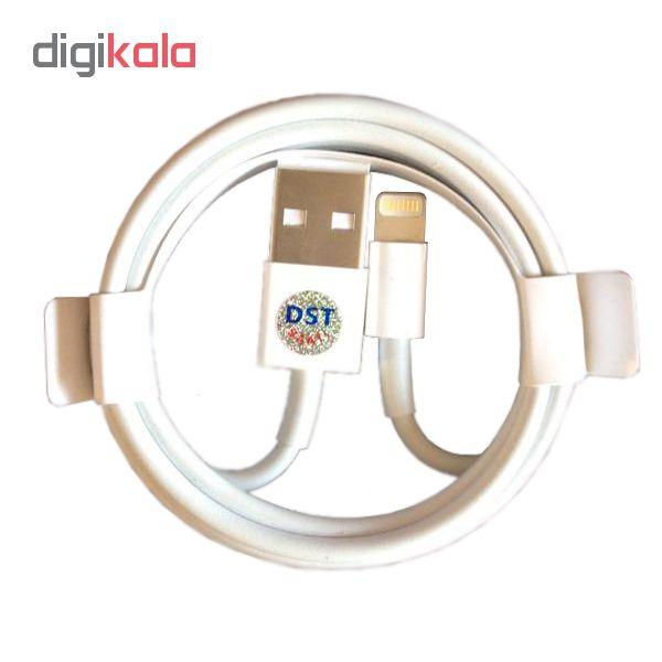 کابل تبدیل USB به لایتنینگ مدل E75 طول 1 متر main 1 2