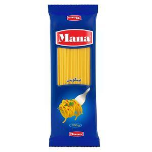 اسپاگتی لینگوینی مانا مقدار 700 گرم