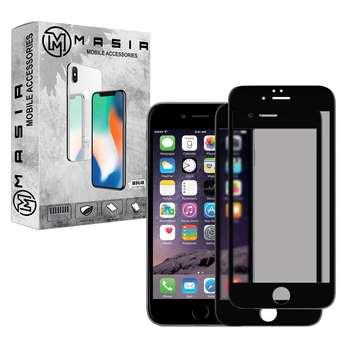 محافظ صفحه نمایش حریم شخصی مسیر مدل MGFPV-2 مناسب برای گوشی موبایل اپل iPhone 6/6S  بسته دو عددی