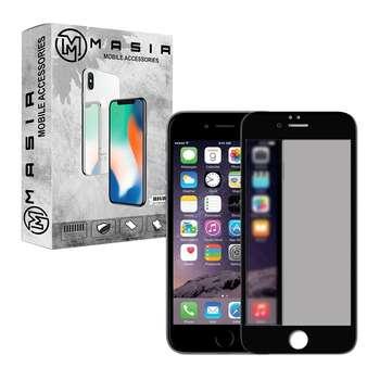 محافظ صفحه نمایش حریم شخصی مسیر مدل MGFPV-1 مناسب برای گوشی موبایل اپل iPhone 7Plus/8Plus