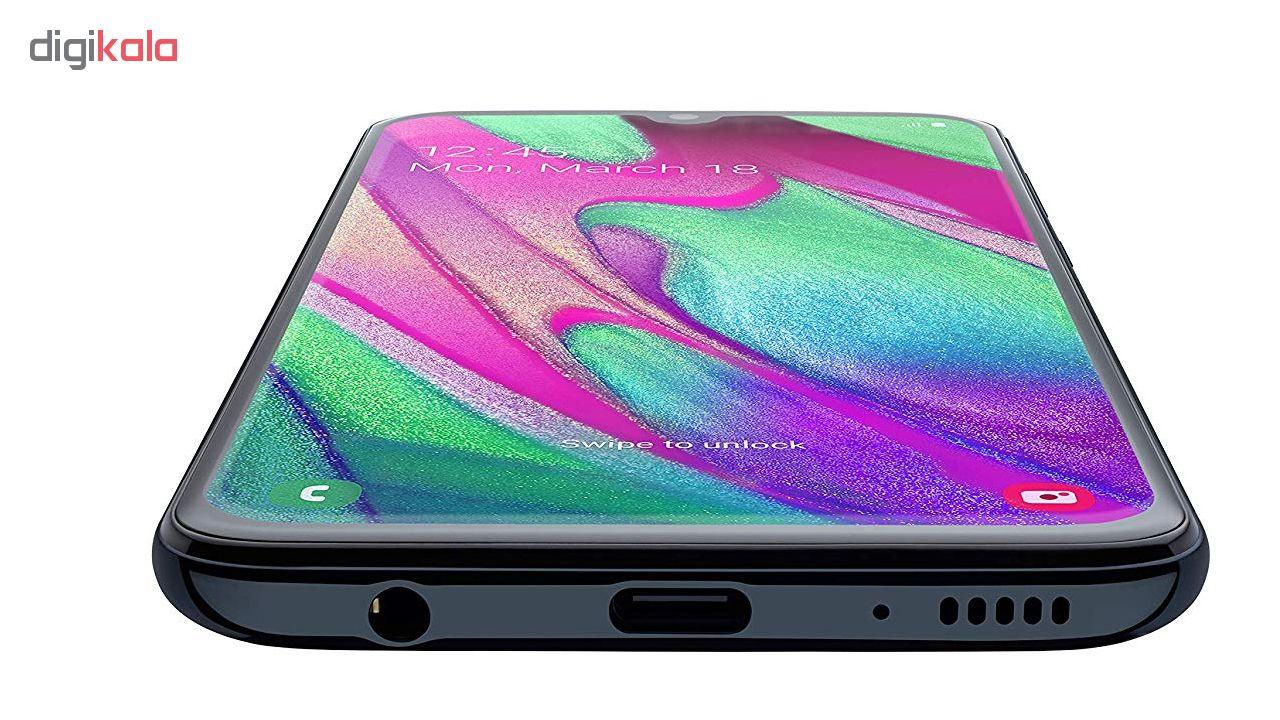 گوشی موبایل سامسونگ مدل Galaxy A40 SM-A405FN/DS دو سیمکارت ظرفیت 64 گیگابایت