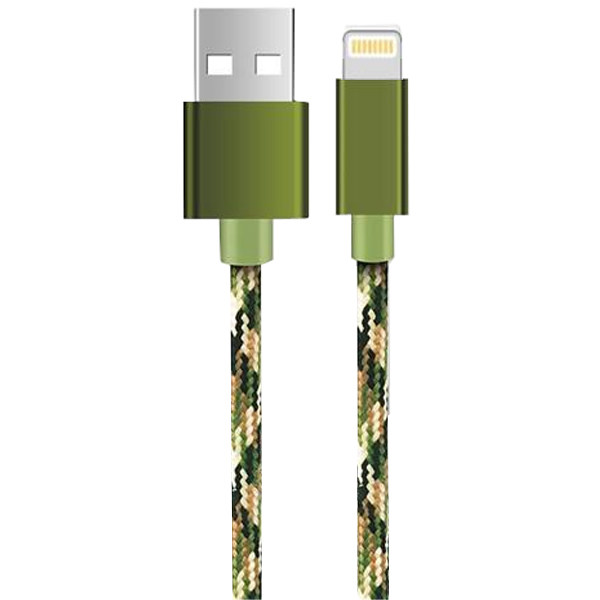 کابل تبدیل USB به لایتنینگ رومن مدل RA-1 طول 1.2 متر