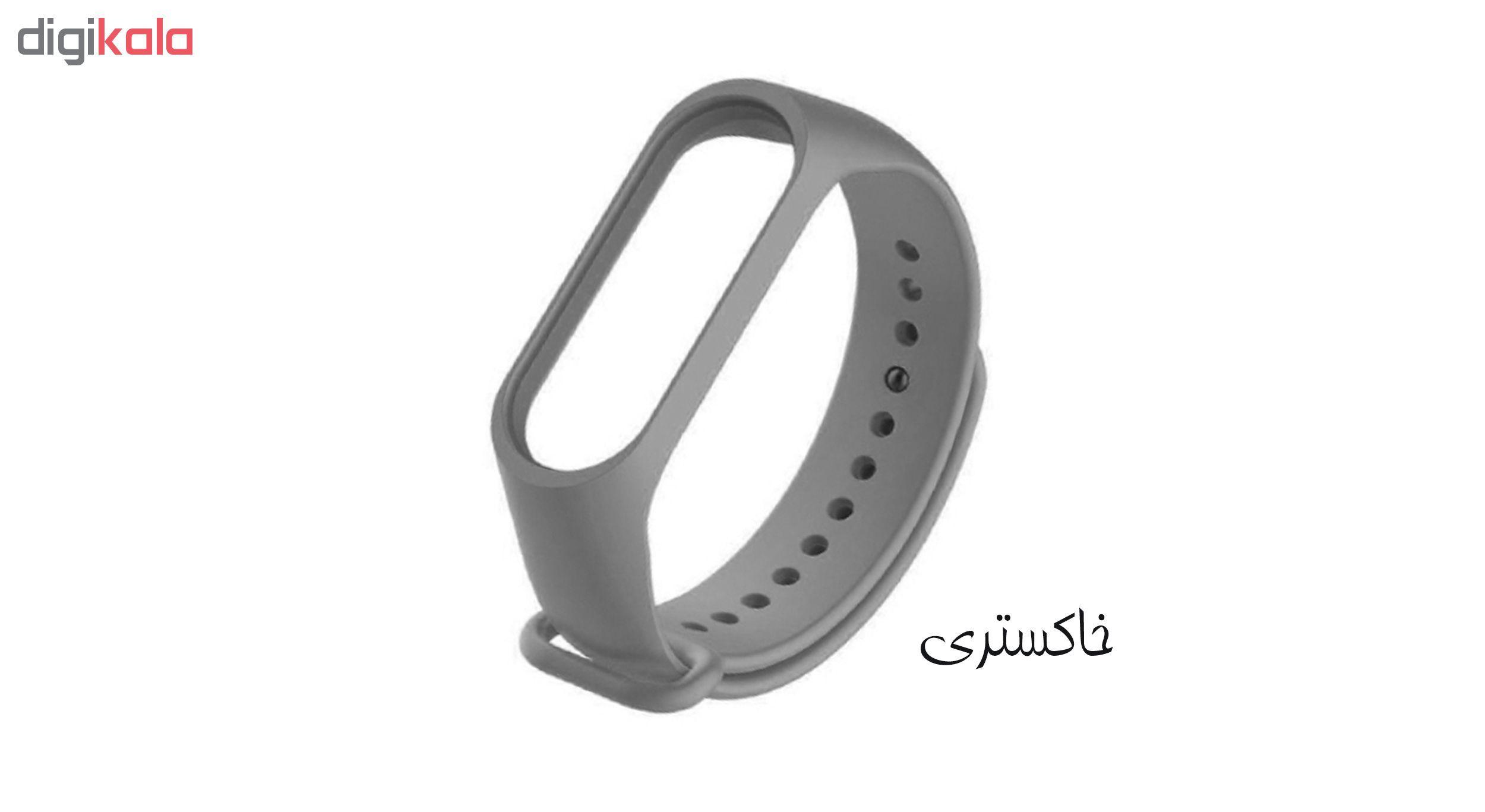 بند مچ بند هوشمند سومگ مدل SMG-S1 مناسب برای مچ بند هوشمند شیائومی Mi Band 3 و M3 main 1 17