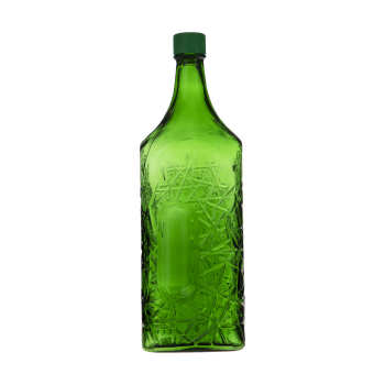 بطری شیشه ای کد 004 حجم 3 لیتر
