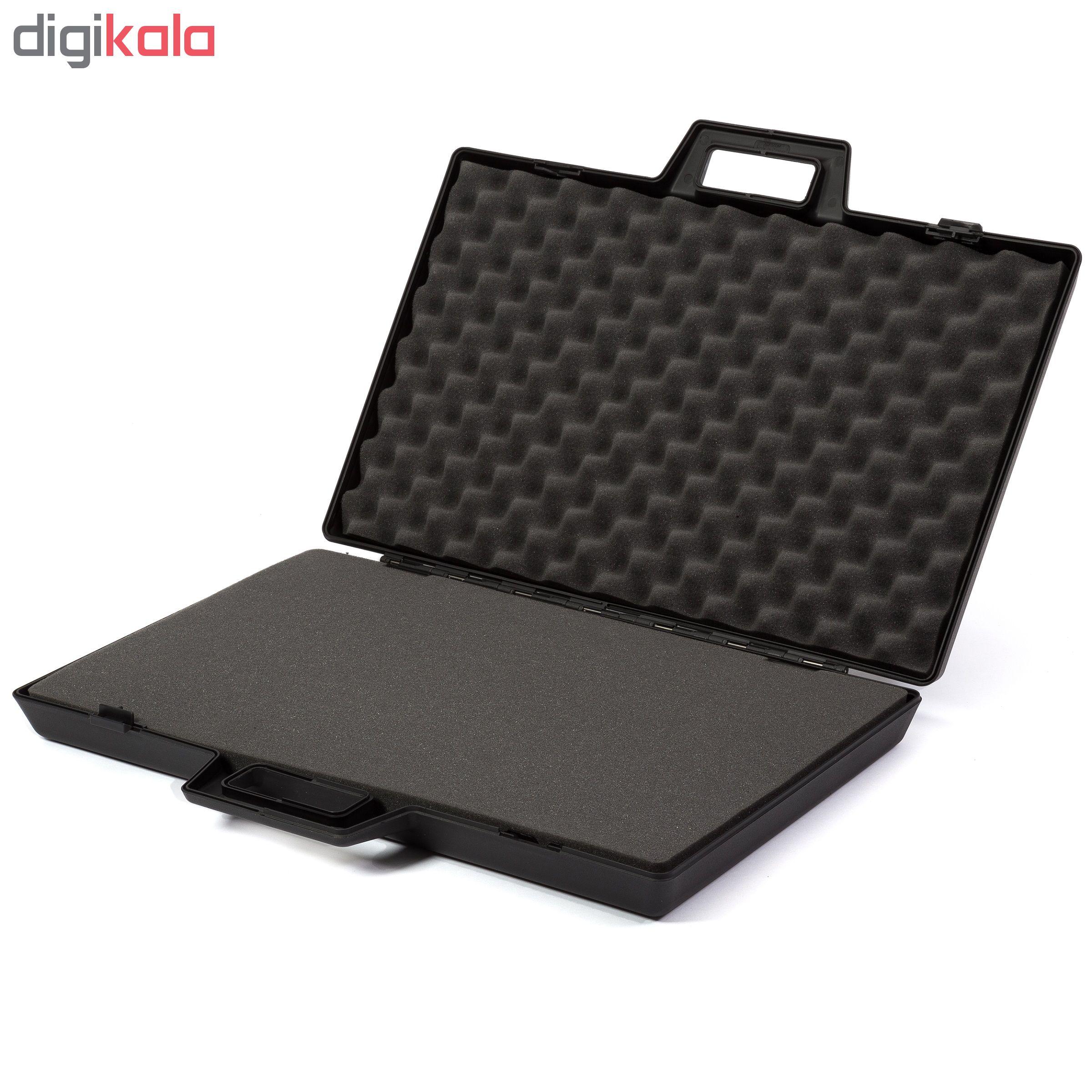 کیف ابزار پلاستیکیس مدل foliocase636