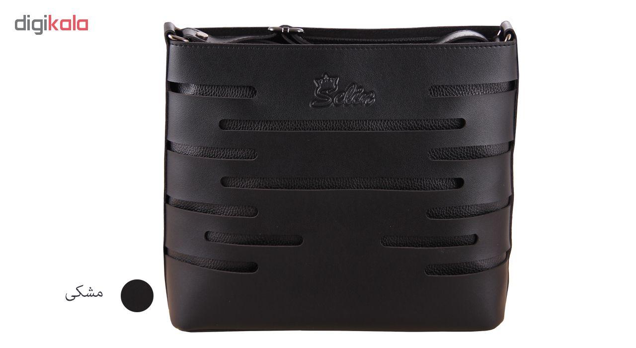 کیف دوشی زنانه مدل M3487
