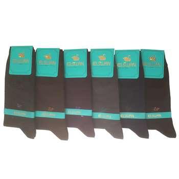 جوراب مردانه ال سون کد PH186 مجموعه 6 عددی