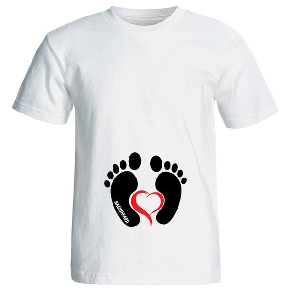 تی شرت بارداری کد 3951